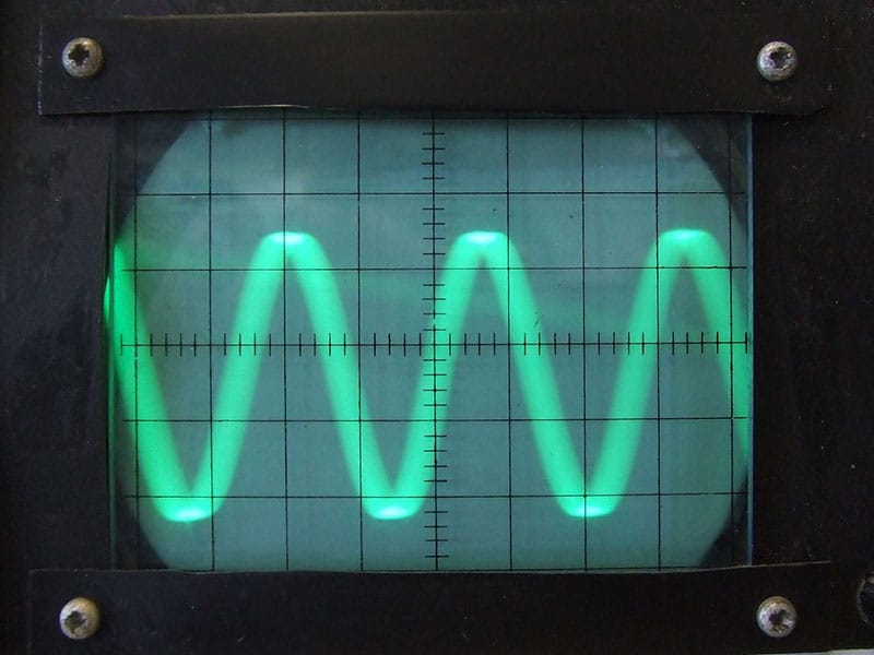 sine waves image
